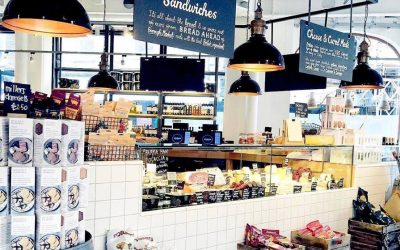 Sourced Market – Victoria, St Pancras & Marylebone Station – London