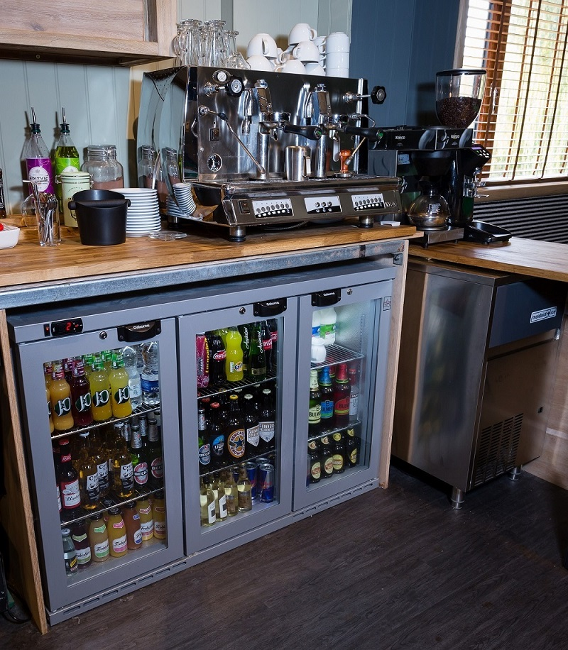 Chelmsford Snooker Club Commercial Kitchen Design And